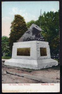 Connecticut HARTFORD 1st Conn. Heavy Artillery Pub Chapin News Company Und/B