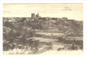 Bird's Eye View, Gesamtansicht, Laon (Aisne), France, 1900-1910s
