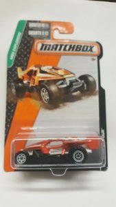 Matchbox Toy Car # 81 Roar-By-Four