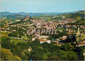 Old Postcard Le Puy en Velay (H L) Alt 630 m Vue Generale