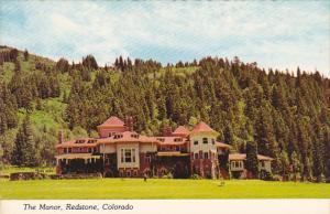 Colorado Redstone John C Osgood Manor