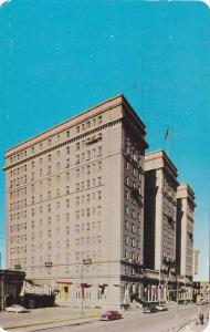 The beautiful Palliser Hotel, adjacent to the C.P.R. Station on 9th Avenue, C...