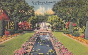 Florida Palm Beach Cluett Memorial Garden