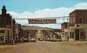 Business Section , CRIPPLE CREEK , Colorado , 50-60s