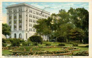 PA - Wilkes-Barre. Lehigh Valley Coal Co. and Gardens