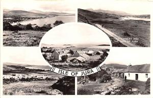 Scotland, UK Old Vintage Antique Post Card Craighouse and Paps of Jura Isle o...