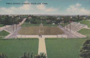 Iowa Sioux City Public School STadium