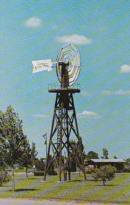 Nebraska Gibbon The Windmill In Windmill State Waeside Area