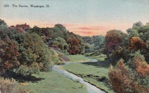 Illinois Waulegan The Ravine