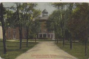 North Carolina Greensboro Greensboro Female College