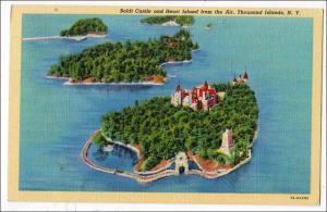 Boldt Castle & Heart Island, 1000 Islands NY