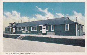 Camp Gordon , Georgia , 1900-10s ; YMCA Hut 161