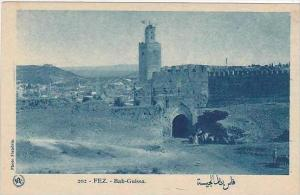 Morocco Fez Bab-Guissa 1920s-30s