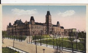 Parliament Buildings, Batisses Du Parliament, Quebec, Canada, 1900-1910s