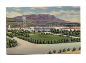 Carrie Tingley Hospital, Hot Springs, New Mexico, 30-40s