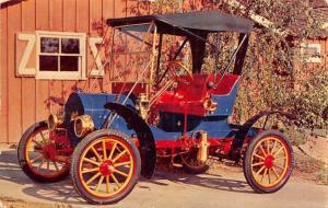 Pratt KS~Flint Sales & Service~Cars~Hudson~Willys Jeep~1912 Brush Runabout~1950s