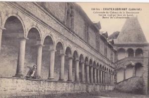 Colonnade Du Chateau De La Renaissance Bati En 1533 Pa Jean De Laval, Chateau...
