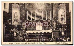 Old Postcard Crau Grand seminatire of Castile