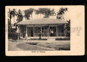 045740 INDONESIA HOLLAND INDIA SABANG Groet uit Vintage PC