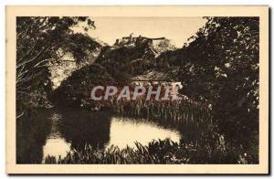 Old Postcard Sisteron The Fontainieres