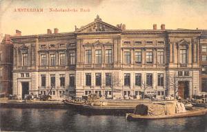 Amsterdam Holland Nederlandsche Bank Amsterdam Nederlandsche Bank