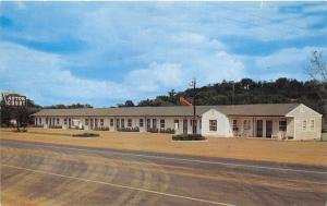 Nashville-Goodlettsville Tennessee~Astor Court Motel on Highway 31-W & 41~1950s