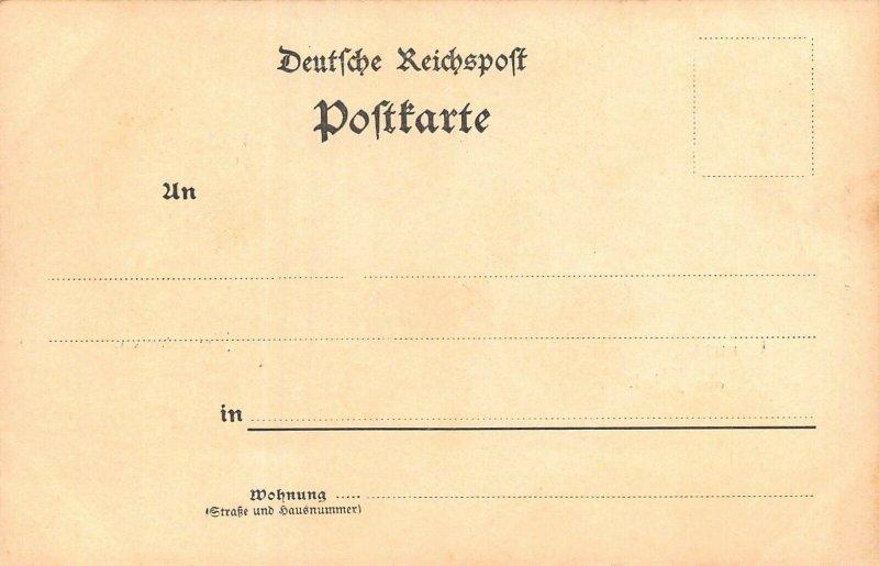 KIEL GERMANY~KRIEGSHAFEN~1900s PANORAMA M GLUCKSTADT PHOTO POSTCARD