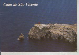 Postal 015888: Cabo de Sao Vicente en el alvarge de portugal