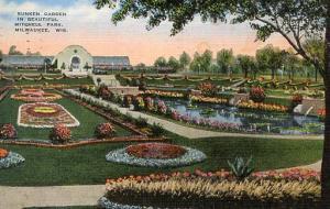 WI - Milwaukee, Mitchell Park Gardens