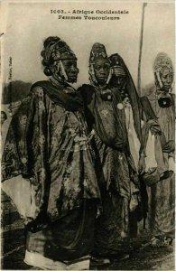 CPA AK Fortier 1003 Femmes Toucouleurs SENEGAL (812099)