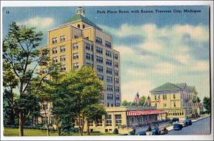 Park Place Hotel, Traverse MI