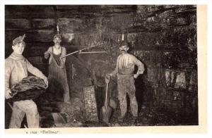 20403  Coal miners in Mine Drilling