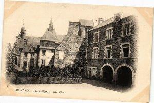CPA MORTAIN - Le College (137925)