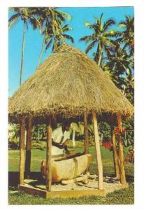 Fijian Lali , Fiji , 40-60s