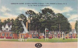 Carolyn Court, Selma, North Carolina, PU-1949
