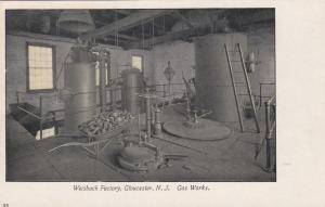 GLOUCESTER , New Jersey , 00-10s ; Welsbach Factory ; Gas Works