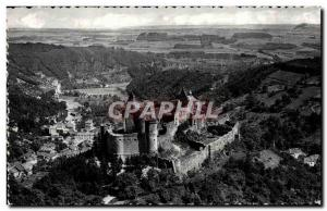 Old Postcard General view Vianden Luxembourg