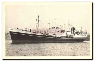Postcard Old Ship Ship Maritime Imerina couriers and Gallieni