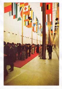 John F. Kennedy Center for Performing Arts, Washington D.C., 1960s ; Hall of ...