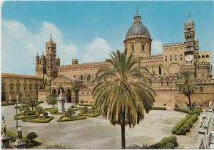 PALERMO, La Cattedrale, The Cathedral, unused Postcard