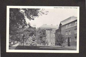 PA Campus Bldgs Buildings Kutztown Penn Pennsylvania Postcard