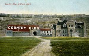 MT - Billings. Country Club