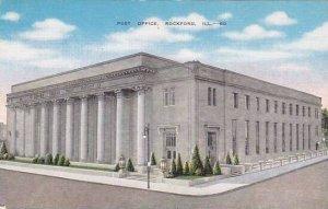 Illinois Rockford Post Office