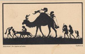 DIEFENBACH : Fantasy Silhouette , 00-10s ; Teilbild 16