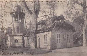 La Laiterie, Le Hameau de Marie Antoinette,  Versailles, Yvelines, France 1903