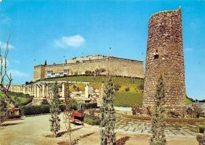 Spain Cartagena The Concepcion Castle, Chateau de la Concepcion Castillo