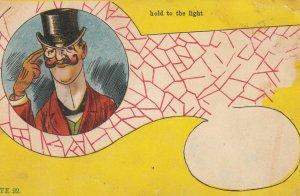 Hold-to-Light ; Man & monkey (HIdden) , 00-10s