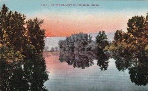 St Joe River , Idaho , 1900-10s