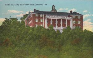 Clifty Inn, Clifty Falls State Park, MADISON, Indiana, PU-1953