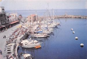 Cyprus Girne Limani Kyrenia Harbour boats port bateaux